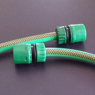 IBC Verbindung für Gardena IBC Adapter mit 1/2-Zoll Schlauch für GARDENA #2002S120-REGEN-USER