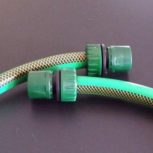 IBC Verbindung für Gardena IBC Adapter mit 3/4-Zoll Schlauch für GARDENA #2003S120-REGEN-USER