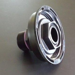 IBC CAMLOCK FEINGEWINDE MAUSER 60mm reduziert auf 3/4-Zoll Anschluss mit Aussengewinde #FC1300-REGEN-USER