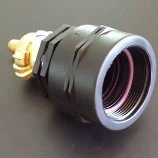 IBC Feingewinde Anschluss Adapter mit 13mm / 1/2 Zoll Schlauchtülle #F13GK-REGEN-USER