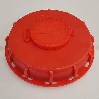 Schütz IBC Schütz IBC Wassertank Schraub-Deckel NEU 150mm mit verschraubter Öffnung 2 Zoll Feingewinde #131L-REGEN-USER