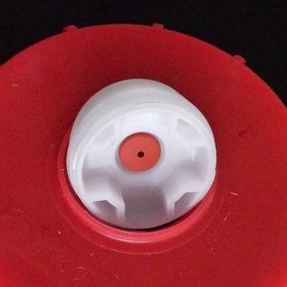 Schütz IBC IBC Container Einfüll-Deckel (Schütz) GEBRAUCHT 150mm mit verschraubter Öffnung 2 Zoll Feingewinde #131LGEB-REGEN-USER