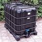 REGEN-USER BLACK EDITION Trinkwasser Schütz 640 Liter NEU (neue Blase) OHNE ALGENBILDUNG #F94MVP