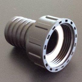 Schlauchtülle für 32 mm 1-1/4'' Schläuche mit 1-1/4'' IG