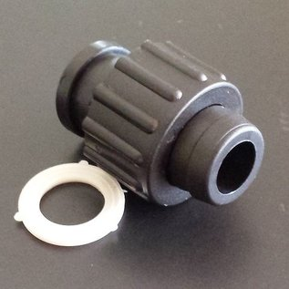 IBC Schlauchanschluss Schlauchtülle für 19 mm 3/4-Zoll Schläuche mit 3/4-Zoll Innengewinde #BU34IG20 IBC-REGEN-USER