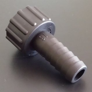 IBC Schlauchanschluss Schlauchtülle für 15 mm 5/8-Zoll Schläuche mit 3/4-Zoll Innengewinde #BU34IG16 IBC-REGEN-USER