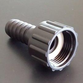 Schlauchtülle für 15mm 5/8'' Schlauch mit 3/4'' IG