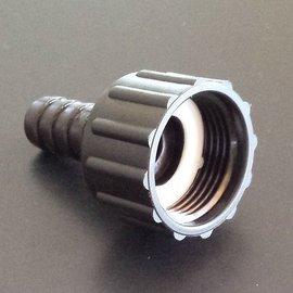 Schlauchtülle für 13mm 1/2'' Schlauch mit 3/4'' IG