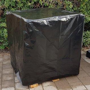 IBC UV-Schutz-Folie Abdeckung, Abdeckplane für 1000l Wassertank #2SACK-REGEN-USER