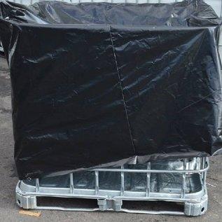 Abdeckhaube, Abdeckplane für breite IBC Container und Gitterbox #1SACK-REGEN-USER