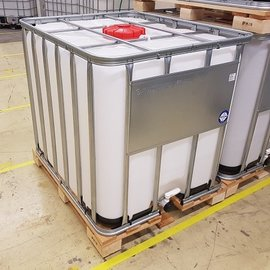 Werit IBC IBC Gefahrgutcontainer 1000l auf Holzpalette