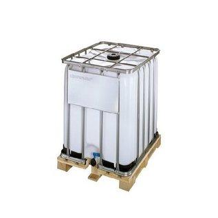 Werit IBC IBC Container für Gefahrgut (UN 31HA1/Y) 600-640 Liter NEU auf Holzpalette #9H-UN-W-NEU-REGEN-USER