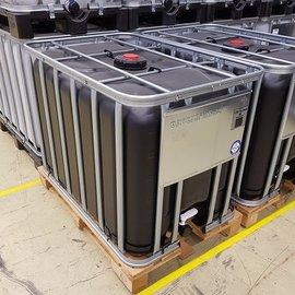 Werit IBC UN-Container 600l-640l mit UV-SCHUTZ auf Holz