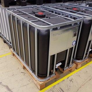 Werit IBC IBC Container 600-640 Liter für Gefahrgut mit UV Schutz auf Kunststoff-Palette #94VP-UN-W-NEU-REGEN-USER
