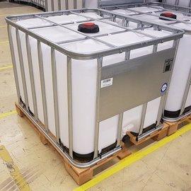 Werit IBC IBC Gefahrgut-Container 800l-820l auf Holzpalette
