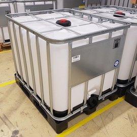 Werit IBC IBC Gefahrgut-Container 800l-820l NEU auf Kunststoff-P.