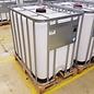 Werit IBC IBC Container für Gefahrgut 800-820 Liter NEU auf Holz-Palette #981H-UN-W-NEU-REGEN-USER