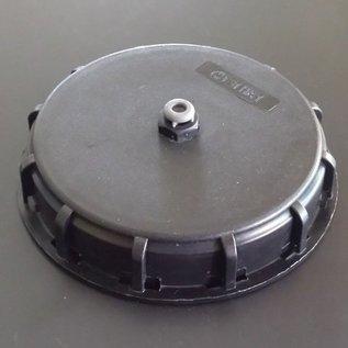 Schütz IBC IBC Deckel 150mm mit Belüftungsventil / Entlüftungsventil für Regenwassertanks #70SN-REGEN-USER