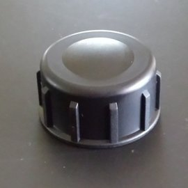Fitting Kappe 1 1/4'' IG mit Dichtung