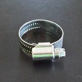 Schlauchschelle 16-25mm 12mm breit verzinkt