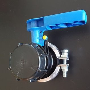 Werit IBC Werit IBC Container UV-Schutz Ersatzhahn S60x6 2-Zoll #138B-REGEN-USER