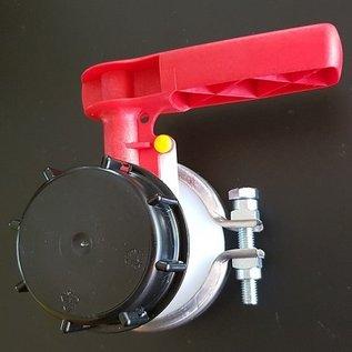 Werit IBC IBC WERIT ORIGINAL Ersatzhahn NEU S60x6 2-Zoll Grobgwinde für Wassertank #138R-REGEN-USER