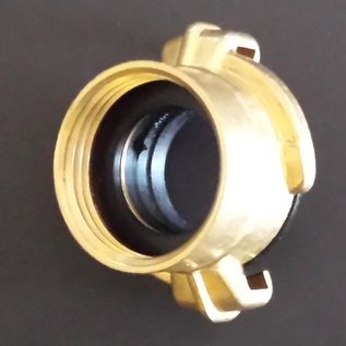 3/4-Zoll Innengewinde GEKA-kompatible Schnellkupplung GK TO #31-34-REGEN-USER
