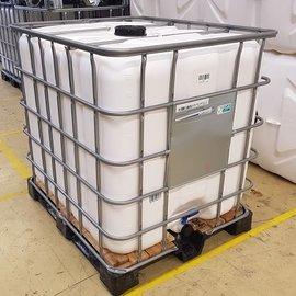 IBC Tank mit UV Schutz 1000l für Lebensmittel
