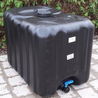 Werit IBC IBC Trinkwasser Ersatzbehälter SCHWARZ (UV-SCHUTZ) 640 Liter NEU #94-Werit-REGEN-USER