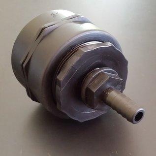 IBC FEINGEWINDE 2-Zoll Adapter mit 15-16 mm Tülle für 5/8-Zoll Schlauch #F16-S-REGEN-USER