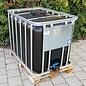 Werit IBC IBC Tank 600 Liter - 640 Liter NEU für Trinkwasser mit UV-SCHUTZ auf Holzpalette #94H-W-NEU-REGEN-USER