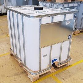 Werit IBC IBC Container 1000l NEU Trinkwasser auf Holzp.