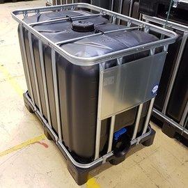Werit IBC IBC TANK SCHWARZ 600l / 640l NEU mit UV-Schutz