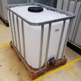 Trinkwasser IBC Tank 600l - 640l NEU auf Holzp.