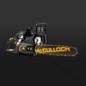 McCulloch Benzinmotor-Kettensäge McCulloch CS-35 mit 35 cm Schwertlänge #MC-CS-35-REGEN-USER