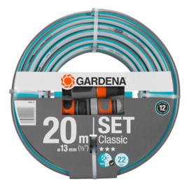 Gardena Gardena Classic 20 m Schlauch 13 mm Set