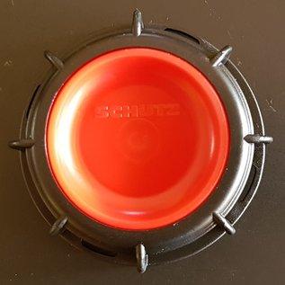 Schütz IBC IBC Container Auslauf S60X6 2'' Deckel zweiteilig (IBC Schütz) NEU #40D-REGEN-USER