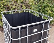 Wassertanks offen
