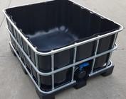 Wassertanks offen schwarz 1000l IBC Basis