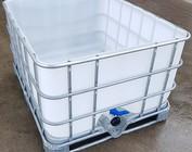 Wassertanks offen 1000l IBC Basis