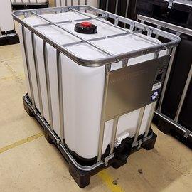 Werit IBC IBC Gefahrgut-Container 600l-640l auf Kunststoff-Palette
