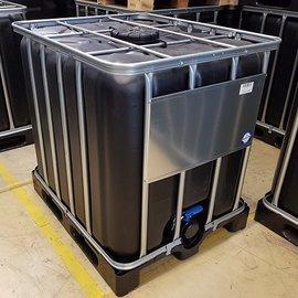 Rebottled IBC Container 1000l Food auf Kunststoff