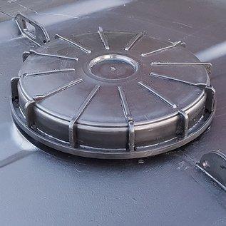 Werit IBC IBC Container für Food mit UV Schutz 1000 Liter NEUE BLASE auf Holz-Palette #I65ZWH-TOP-REGEN-USER