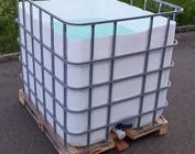 Wassertanks offen weiss 1000l IBC Basis