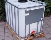 IBC Wassertank 600 Liter / 640 Liter REGEN-USER THUR
