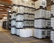 IBC Wassertank 1000 Liter REGEN-USER THUR