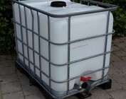 Regenwassertanks 600l-640l IBC