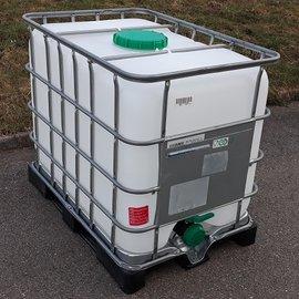 Schütz IBC IBC Container 640 l für Lebensmittel FDA-TOP