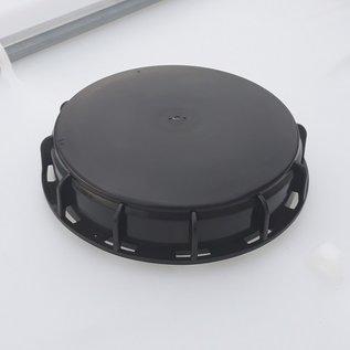 Greif IBC IBC Container 1000 Liter NEU für Lebensmittel auf Stahl-PE-Palette #6MPE-GC-NEU-REGEN-USER