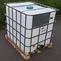 Greif IBC IBC Container für Futter 1000 Liter NEU (lebensmittelecht) auf Holzpalette #6H-OD-GC-NEU-REGEN-USER